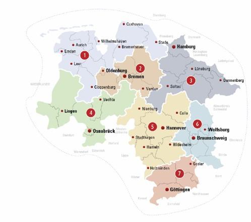 Regionales Targeting bei Antenne Niedersachsen